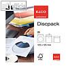 ELCO CD/DVD-Taschen, 125 x 125 mm, Papier 100 g/m², weiß, 25 Hüllen, 74641.12