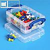 Really Useful Box Aufbewahrungsbox 120 x 85 x 45 mm | Kleinteile (5 Stück)
