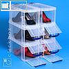 Really Useful Box Aufbewahrungsbox 340 x 200 x 175 mm | z.B. Schuhe oder Werkzeuge (1 St.)