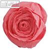 Clairefontaine Krepp-Papier, (B)500 mm x (L)2.5 m, 40 g/qm, lachs, 95139C