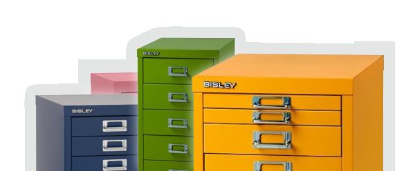Bisley-Schränke